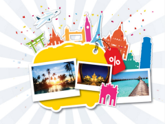 Up to 50% Savings with Expedia's GSS Travel Sale