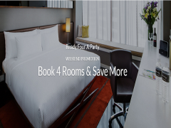 Stay and Save More With Friends via Far East Hospitality