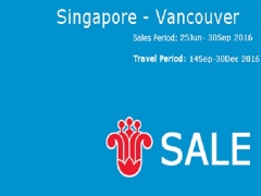 Fly to Vancouver from SGD440 with China Southern Airlines
