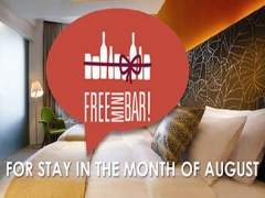 FREE Minibar During Your Stay at Wangz Hotel this August!