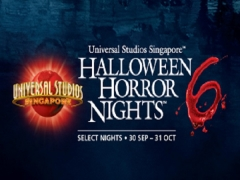 Halloween Horror Nights™ 6 at Resorts World Singapore