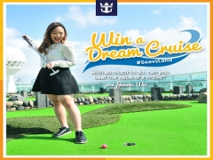 WIN a Dream Cruise from Royal Caribbean with Sea Vs Land Challenge