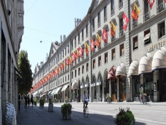 Fly to Europe in Business Class with Swiss Airlines from SGD5,272