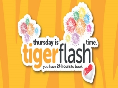 TigerAir Flash Sale is Here! Grab your Seats from SGD$0 now!