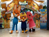 15% OFF Child Admission in Pororo Park Singapore as NTUC Member