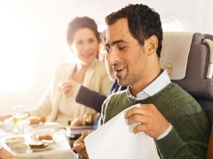 Business Class Offers to Europe with Lufthansa