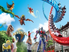 Enjoy 10% off Universal Studios Singapore VIP Tour with Citibank