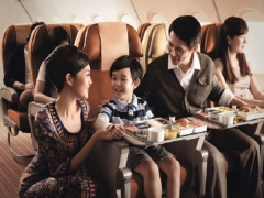 Economy Class Two-To-Go Last Minute Deals with Singapore Airlines