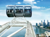 Enjoy up to 10% Off Flight Tickets at Singapore Flyer with PAssion Cards