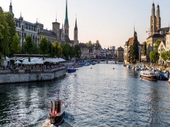 Travel to Europe with Swiss Airlines from SGD1,256