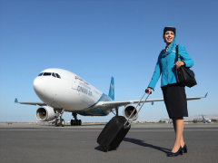 Fly with Oman Air and Explore the World from SGD610