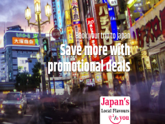 Book Your Trip to Japan and Save more with CheapTickets.sg