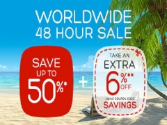 Up to 56% Off Hotel Rates via Hotels.com