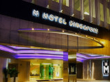 Enjoy Deluxe Room at M Hotel Singapore with PAssion Cards