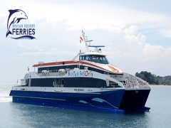 Explore Indonesia Island via Bintan Resort Ferries and NTUC Card