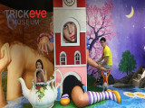 15% Off Admission Tickets to Trick Eye Museum with NTUC Card