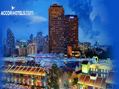 10% off Best Flexible Rates in Accorhotels with Citibank