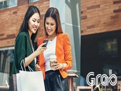 SGD10 OFF Grab Car with NTUC Card