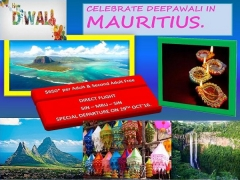 Celebrate Deepawali with Air Mauritius from SGD650