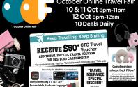 CTC Travel Online Fair Sale