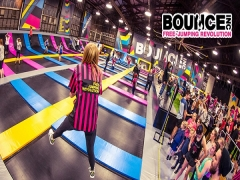 10% OFF General Access Admission Tickets to Bounce Singapore with NTUC Card