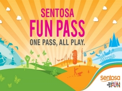 10% OFF Sentosa Day Fun Pass (Play 3) & Premium Fun Pass (Play 3) with NTUC Card