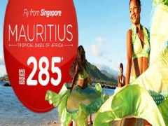Discover Mauritius with AirAsia from SGD285