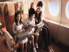 Fly with Singapore Airlines and Enjoy Endless Destinations from SGD218
