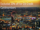 Exclusive 20% Off Flights with Oman Air and Citi Card