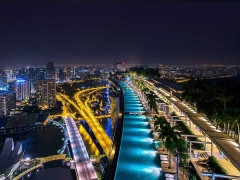 Festive Holiday Savings Up to SGD40 per Night in Marina Bay Sands