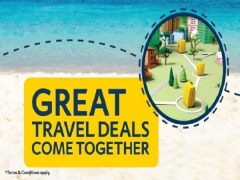 Book a great travel deal around Asia with Expedia from SGD162