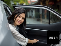 Save Up to SGD20 with OCBC Card for your UBER Rides