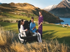 Fly to Auckland and Wellington with Air New Zealand from SGD1,090