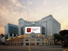 40% off Staycations + Free Breakfast at Rendezvous Hotel Singapore and AMOY