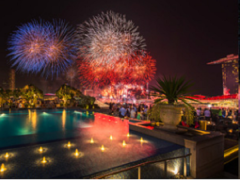 Celebrate New Year with Great Treats at The Fullerton Bay Hotel Singapore