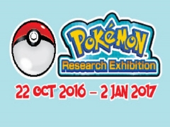 Book Online and Join the Pokemon Research Exhibition at Resorts World Sentosa from SGD35