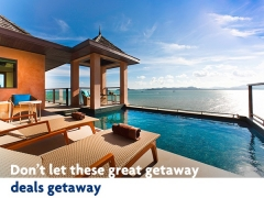 Up to 50% Off Hotel Bookings with Hotels.com and UOB Cards