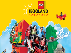 Stand to WIN Day Combo Tickets from Legoland Malaysia this Halloween