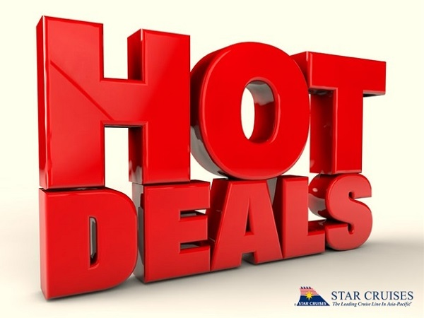 Cruise Deals 50 Off For 2nd Pax With Star Cruises