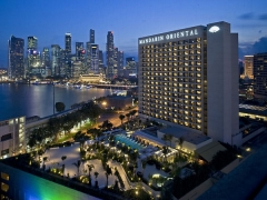 Singapore Escape | Staycation from SGD389 in Mandarin Oriental Singapore