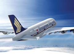 Fly with Singapore Airlines to Over 50 Destinations with OCBC Cards