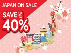 Save Up 40% to your Japan Getaway with AirAsiaGo