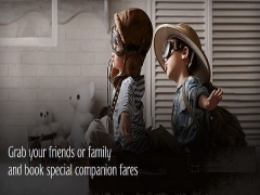 Two-To-Go Special Fare with Emirates from SGD619