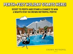 Scoot to Perth from SGD119 for a Perth-Fect Holiday