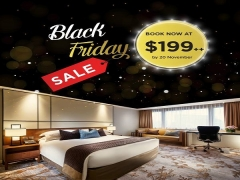 Black Friday Flash Sale | Stay at Meritus from SGD199