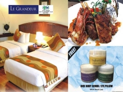 Year End Special Deal at Le Grandeur from RM228
