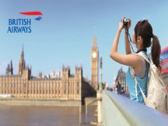 Fly to 2 Cities for the Price of 1 on British Airways with Maybank Cards!