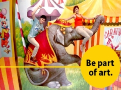 Save Up to 28% on Trickeye Museum Family Package with Maybank