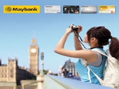 Two Cities for the Price of One with British Airways and Maybank
