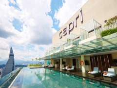 Festive Getaway with 23% Off Room Rate at Capri by Fraser Kuala Lumpur